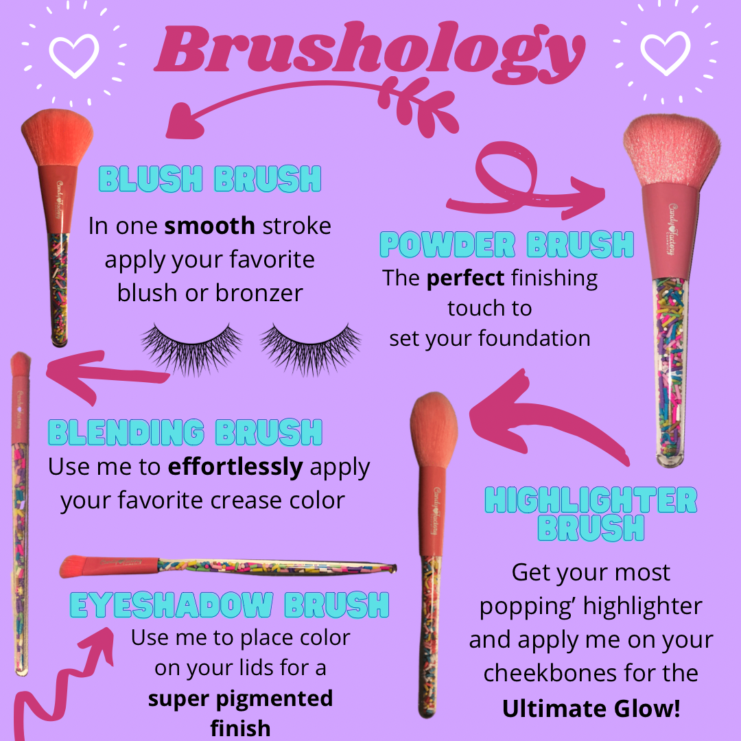 Sprinkle Brush Collection