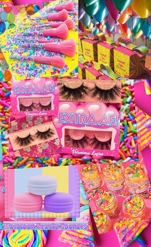 The Candy Box - Candy Factory Cosmetics