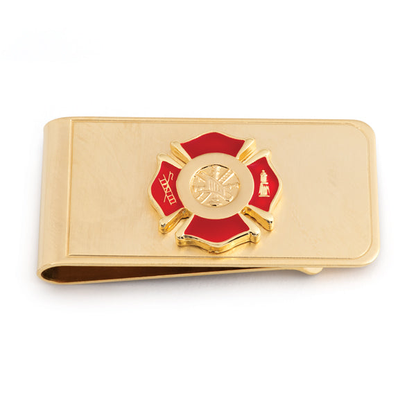 Fireman Emblem Money Clip