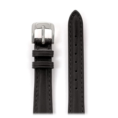 Ladies Mesa Leather Band in Black and Brown
