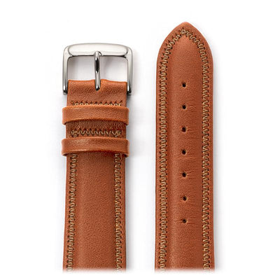 Men's Royal English Leather Band in Black, Brown and Honey