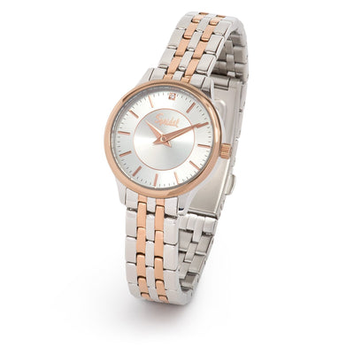 Women's Minimalist Watch Collection with Swarovski Crystal