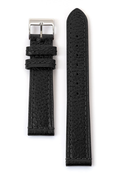Mens Indiano Watchband in Black and Brown