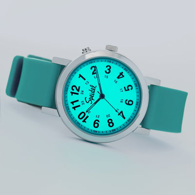Scrub Glow Watch