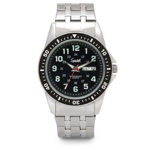 Men's Metal Diver Watch