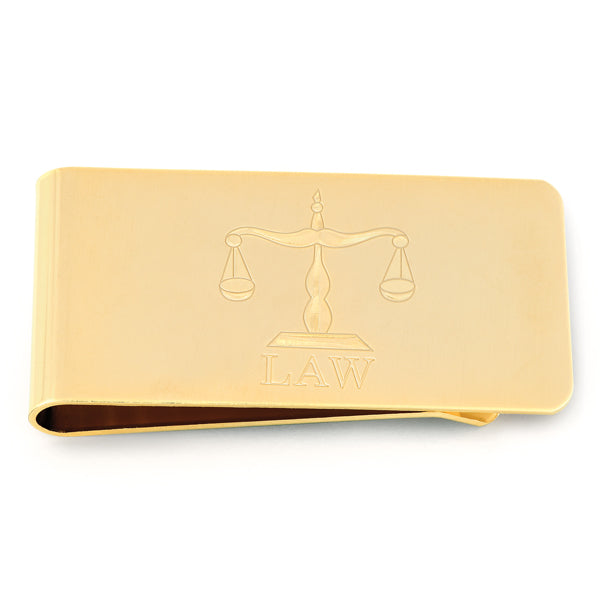 Scales Money Clip