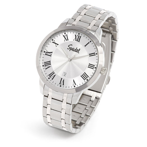 Men's Metal Roman Numeral Watch Collection