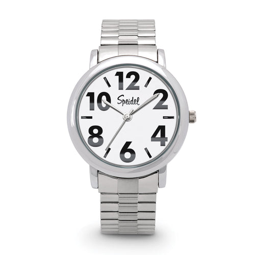 Men's Large Numeral Expansion Timepiece
