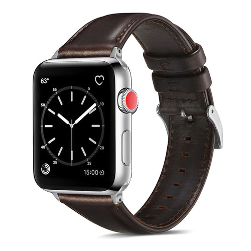 Genuine Luxury Leather Band for Apple Watch