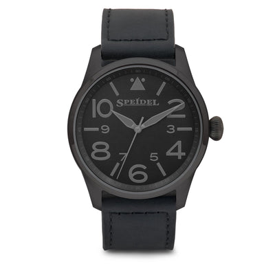 Men's Leather Pilot Watch Collection