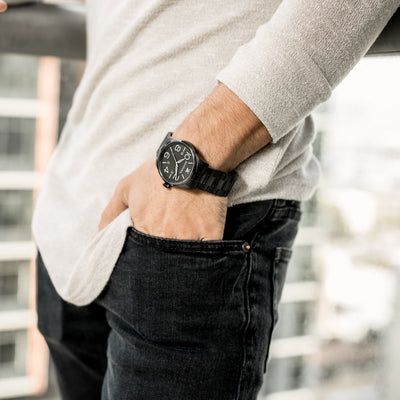 Men's Metal Pilot Watch Collection