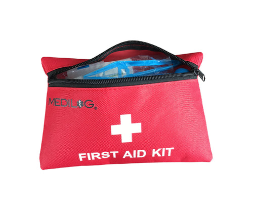 43 Piece First Aid Kit