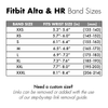 Twist-O-Flex™ Band for the Fitbit Alta and Alta HR