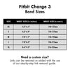 Twist-O-Flex Band for the Fitbit Charge 3 & Charge 4