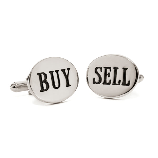 Buy & Sell Cuff Links