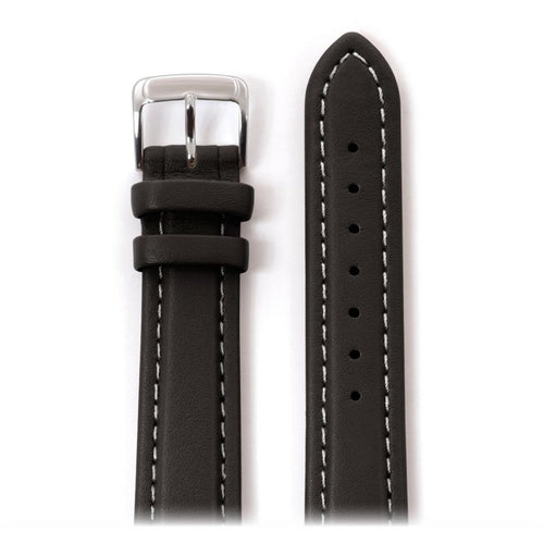 Men's Aviator Leather Band in Black and Brown