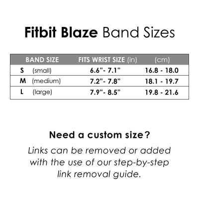 Twist-O-Flex Band for the Fitbit Blaze