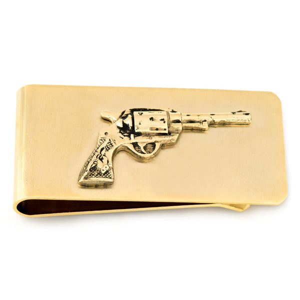 Pistol Money Clip