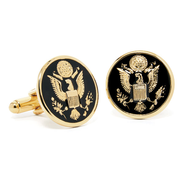 Presidential Seal Cuff Links