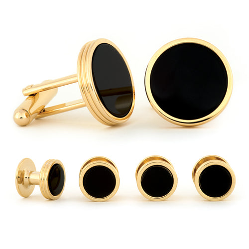Concentric Onyx Set