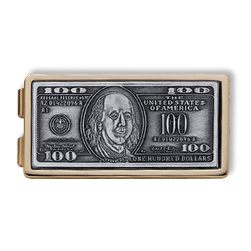 $100 Money Clip