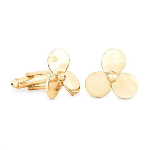 Propeller Cuff Links