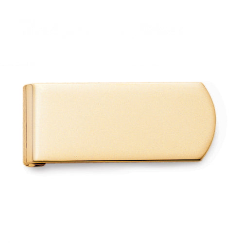 Polished Money Clip