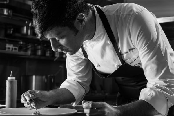 Let's talk with Antimo Maria Merone, executive chef of 8½ Otto e Mezzo Bombana, Macau.