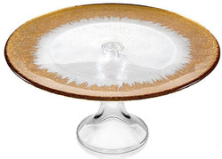 ORIZZONTE FOOTED CAKESTAND