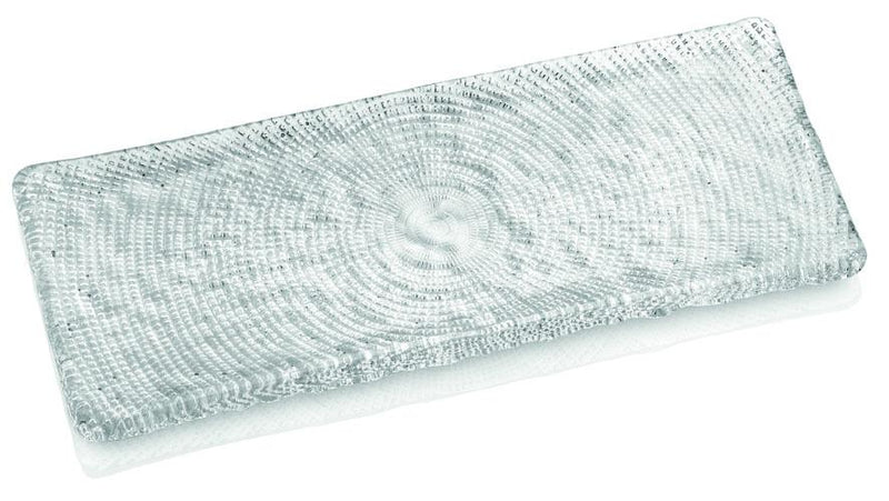 DIAMANTE' RECTANGULAR TRAY