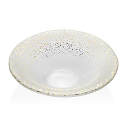 SPARKLING BOWL GOLD DECORATION