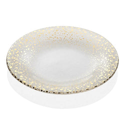 SPARKLING PLATE GOLD DECORATION