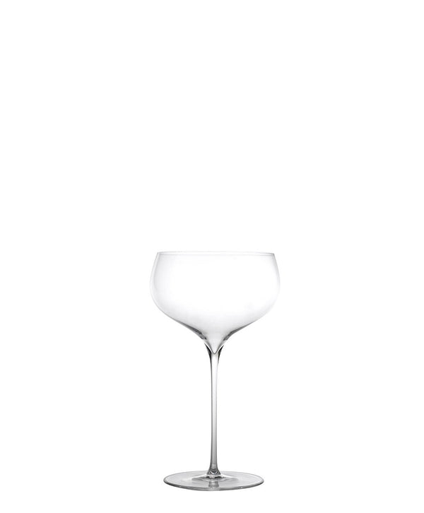 ULTRALIGHT GOBLET UL05200 Hand-made in lead-free crystal glass cl 52 h cm 193 for Sparkling wines and Champagnes - 2 pieces packaging