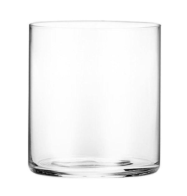 CHIARO DI LUNA TUMBLER CL03700 in blown lead-free crystal glass cl 37 h cm 87 - 6 pieces packaging