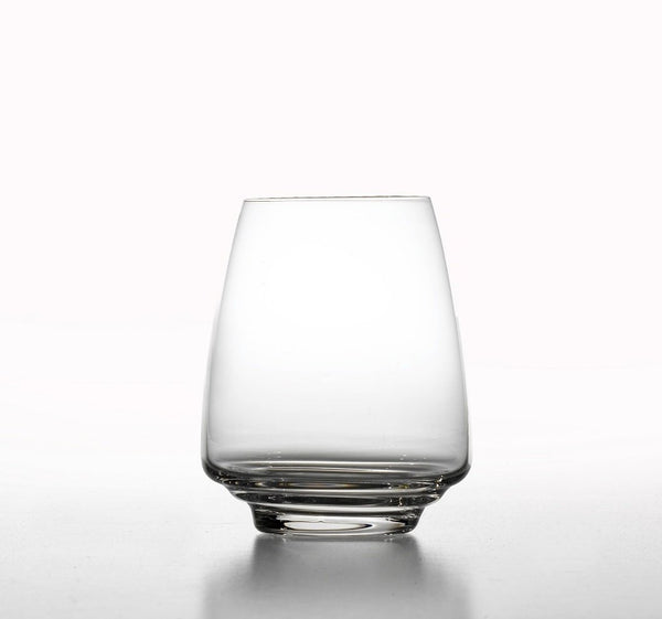 NUOVE ESPERIENZE TUMBLER EST4500 in lead-free crystal glass cl 45 h cm 110 - 2 pieces packaging