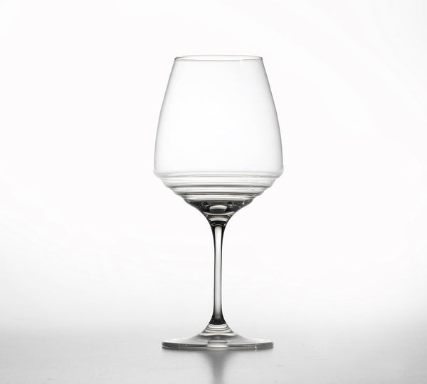 NUOVE ESPERIENZE GOBLET NE06000 in lead-free crystal glass cl 60 h cm 220 for red wines - 2 pieces packaging