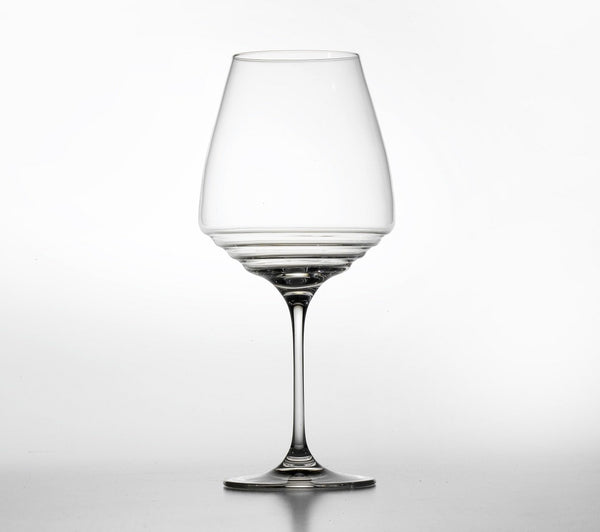 NUOVE ESPERIENZE GOBLET NE08000 in lead-free crystal glass cl 80 h cm 242 for important aged red wines - 2 pieces packaging