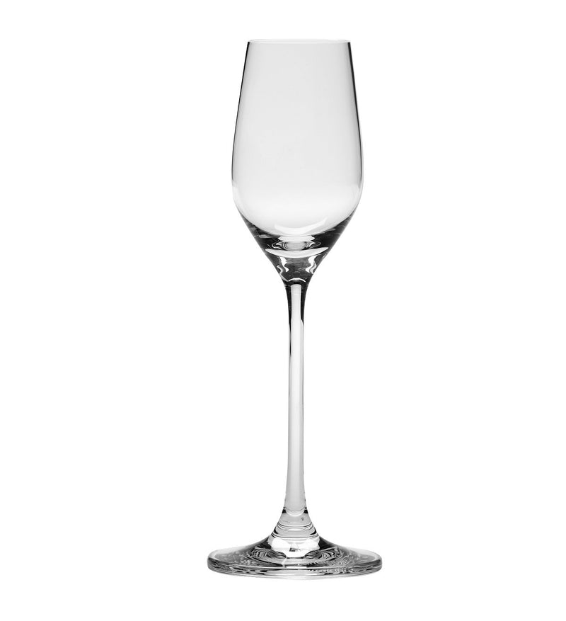 EVENTI GOBLET EV00900 in lead-free crystal glass cl 9.50  h cm 195 for Distillates - 6 pieces packaging
