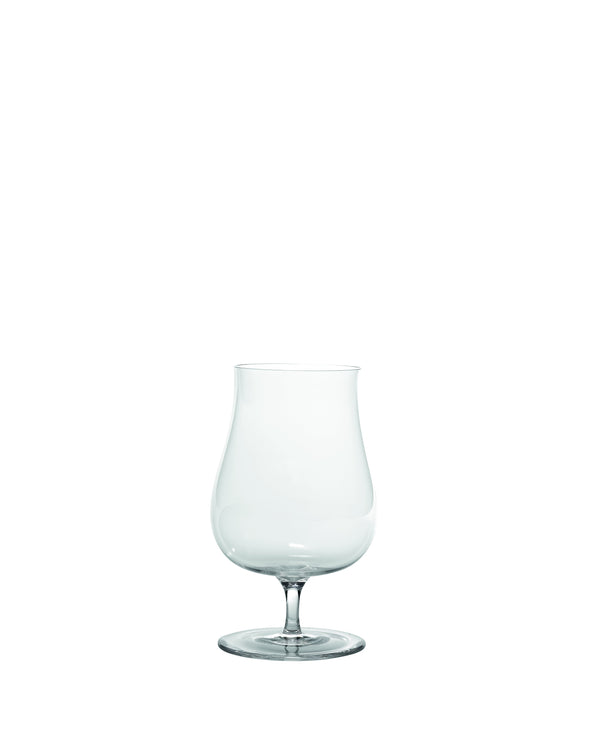 ULTRALIGHT GOBLET UL03200 Hand-made in lead-free crystal glass cl 32 h cm 130 for Cognac - 2 pieces packaging