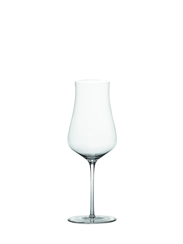 ULTRALIGHT GOBLET UL04300 Hand-made in lead-free crystal glass cl 43 h cm 230 for Aromatic and special wines - 2 pieces packaging