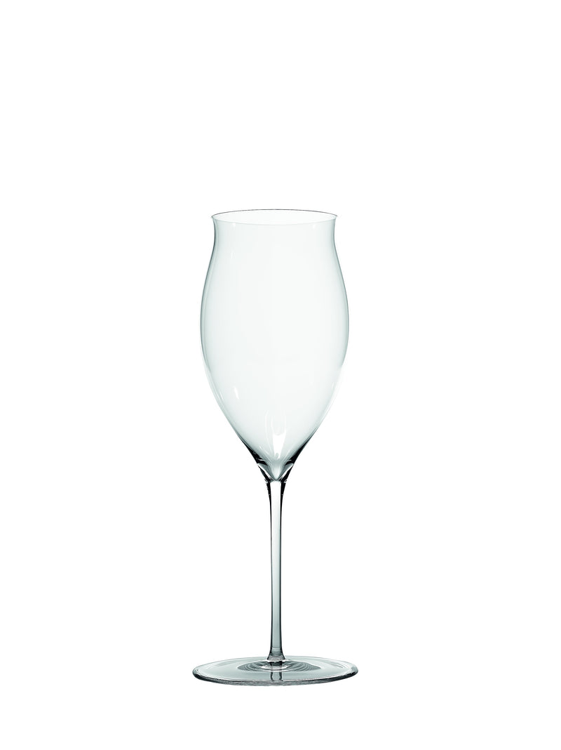 ULTRALIGHT GOBLET UL05100 Hand-made in lead-free crystal glass cl 51 h cm 250 for Sparkling wines and Champagnes - 2 pieces packaging