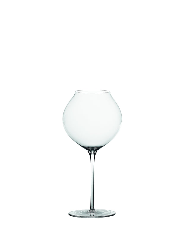 ULTRALIGHT GOBLET UL05500 Hand-made in lead-free crystal glass cl 55 h cm 210 for Young red wines - 2 pieces packaging