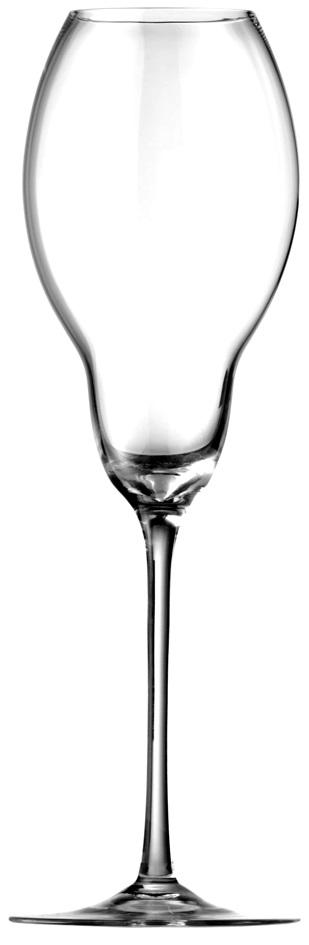 VENEZIA flute VE04000 Hand-made in lead-free crystal glass cl 40 h cm 265 for Sparkling wines and Champagnes - 2 pieces packaging