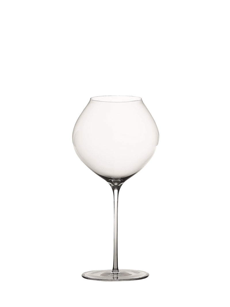 ULTRALIGHT GOBLET UL07700 Hand-made in lead-free crystal glass cl 77 h cm 235 for Red wines - 2 pieces packaging