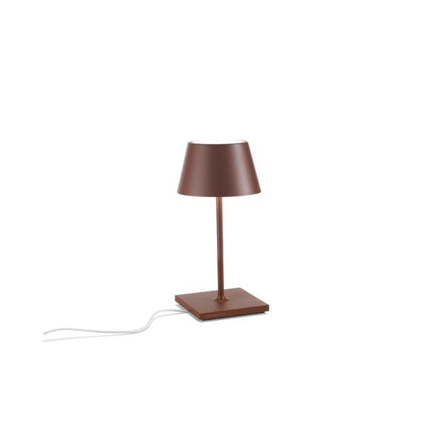 POLDINA PRO MINI CORTEN TABLE LAMP