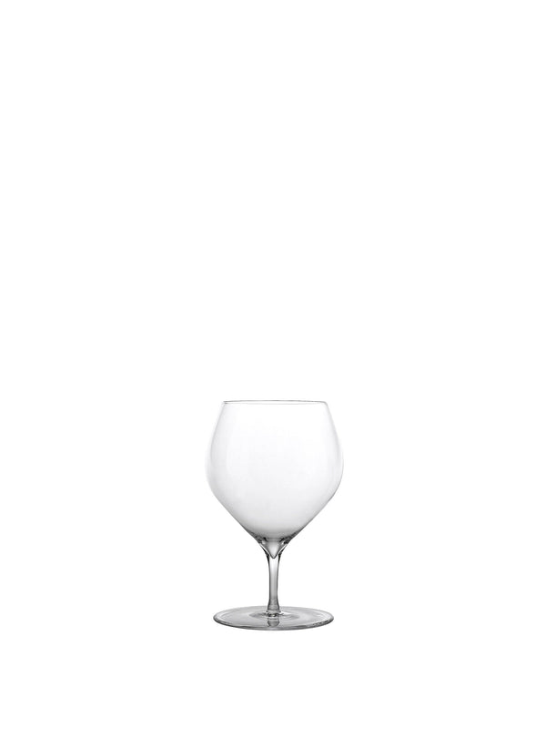 ULTRALIGHT GOBLET UL03900 Hand-made in lead-free crystal glass cl 39 h cm 140 for Cognac - 2 pieces packaging