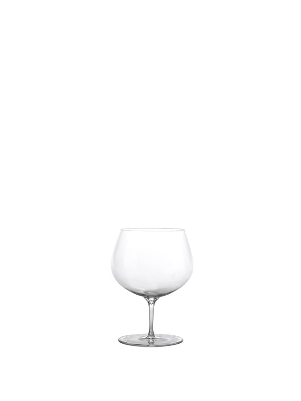 ULTRALIGHT GOBLET UL04400 Hand-made in lead-free crystal glass cl 40 h cm 265 for Cognac - 2 pieces packaging