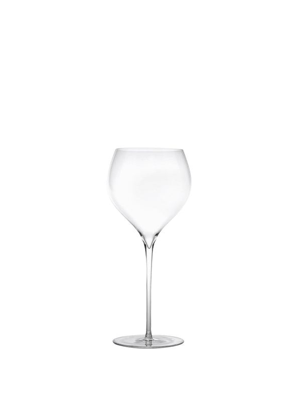 ULTRALIGHT GOBLET UL04900 Hand-made in lead-free crystal glass cl 49 h cm 227 for Red and white wines - 2 pieces packaging
