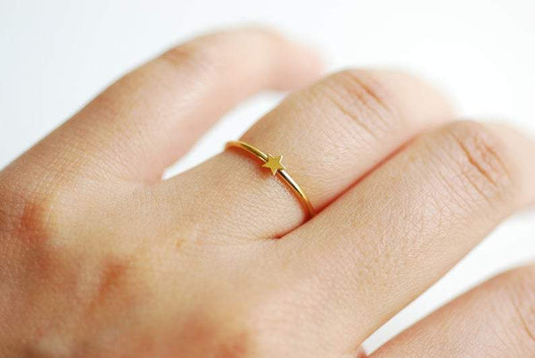 Mini Stacking Rings