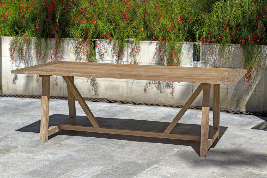Florence Dining Table - Natural